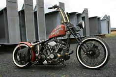 Nash Custom bike