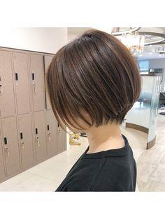 【Euphoria銀座本店】ショートボブスタイル集NO.63☆長谷川 Style, Hair, Swag