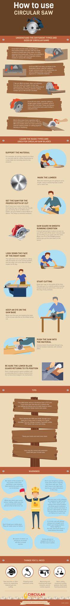 How to use a circular saw                                                                                                                                                      Más