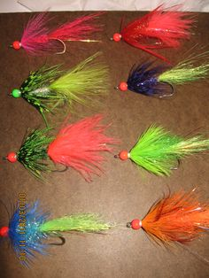 Winter Steelhead Flies