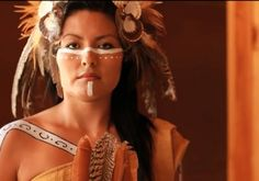 A lot of Native American tribes were matrilineal instead of the typical patrilineal societies you see from Europe. This meant that you were descended from your mother's clan, not your father's. It was also meant the women were involved in the decision-making process for the greater good of the tribe.