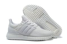 b7d3851406b Buy Mens Adidas Ultra Boost X Yeezy Boost Running Shoes White 266745 from  Reliable Mens Adidas Ultra Boost X Yeezy Boost Running Shoes White 266745  ...