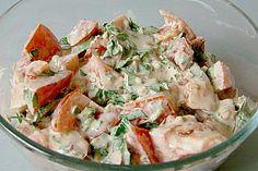 Tomatensalat mit Tahin (Rezept mit Bild) von carodelphin | Chefkoch.de