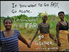 ~African Proverb