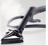 Who knew that sparkly clean was possible without chemicals..... You just need water.... And a steam cleaner :)
