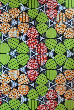 African Fabric House 237-14