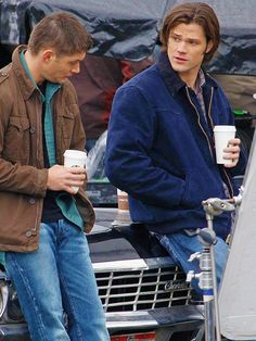 """""""Bro, are you really drinking a skinny vanilla latte?""""   """"Don't judge me,"""" says Jared, """"I heard you ask for soy milk in yours."""""""