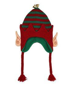 853ed60681197 Elf Christmas Hat  zulilyfinds Christmas Hat