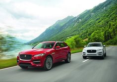 2016 New Jaguar F-Pace