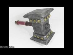 Doomhammer World of Warcraft cosplay prop