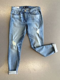 House Account / Atrium Ready to Wear - Crop Pencil Jean