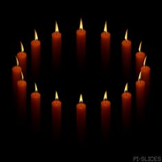 Beautiful Animated Candle Gifs at Best Animations