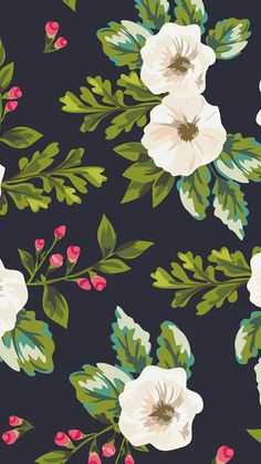 Vintage Flowers wallpaper by - 12 - Free on ZEDGE™ Vintage Flowers Wallpaper, Trendy Wallpaper, Flower Wallpaper, Cool Wallpaper, Pattern Wallpaper, Cute Wallpapers, Floral Wallpapers, Iphone Wallpapers, Cute Backgrounds