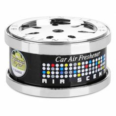 Air Scent Car Air Freshener (Green Lemon)