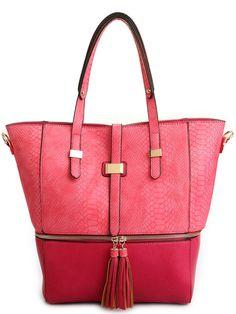 f85e68302b57 love pocketbooks . Pretty In Pink