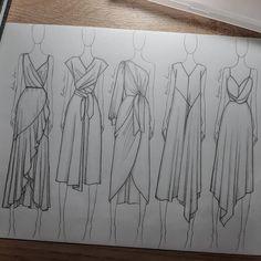 "Kim on Instagram: ""Simply... not in the mood to do paripurna thing 😅 ... #sketch #illustration #illustrator #fashion #design #designer #art #batik #sateen…"""