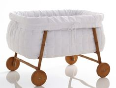 Berço Bambu para recém-nascidos