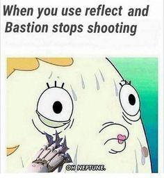 But it's too true