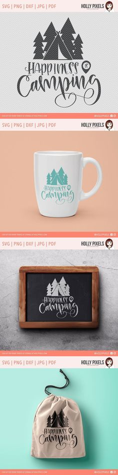 Photoshop Shapes for Graphic Design Photoshop Shapes, Svg Files For Cricut, Geometric Shapes, Silhouette Cameo, Card Ideas, Bubbles, Happiness, Camping, Graphic Design