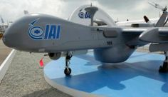 """Israel Aerospace Industries unveils revamped drone in Singapore Israel Aerospace Industries, """"has features that could make it the world's leading tactical drone."""" -Julianne H."""