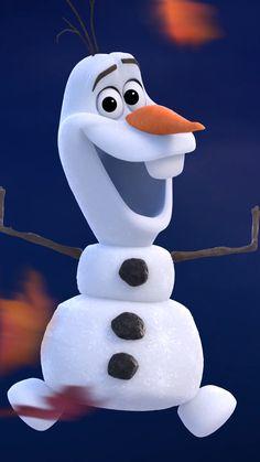 Disney's Frozen 2 Frozen 2 Wallpaper, Disney Phone Wallpaper, Disney Frozen Olaf, Frozen Movie, Frozen Frozen, Olaf From Frozen, Frozen Pictures, Olaf Pictures, Disney Princess Pictures