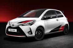 Compacto Toyota Yaris terá versão esportiva de 210 cv