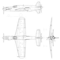 Dornier Do 335.svg