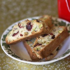 Really, basic biscotti like our recipe here can be tweak...