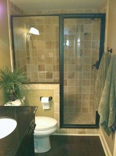 Awesome... Small Bathroom Decor Ideas On A Budget!