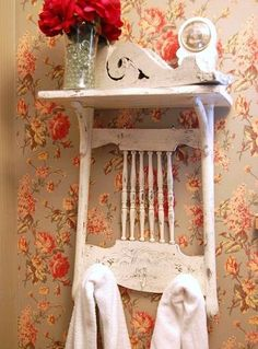 16 impressive shabby chic decorations for a pleasant living feeling - . - 16 impressive shabby chic decorations for a pleasant living experience – -