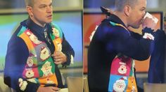 He may be rockin' one ugly/hilarious sweater, but Matt Damon is pretty damn awesome. As one Jezebel commenter put it, he's on his way to being a national treasure. Cosigned!