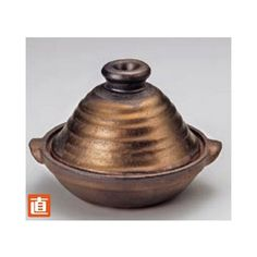 Kbu3-597-07-733 tagine [7.29 x 6.11 x 4.93 inch] Japanese tabletop kitchen dish