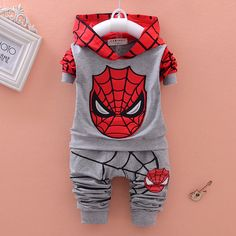 Baby Boy Outfits, Kids Outfits, Kids Prints, Baby Boy Fashion, Cartoon Kids, Printed Tees, Mens Suits, Spiderman, Hoodies