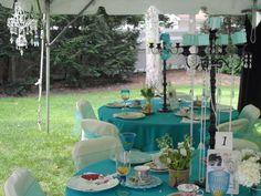 Pretty Pretty Breakfast at Tiffany's Tea by nyteaparties.com