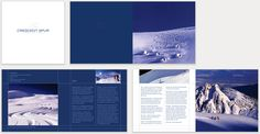 Crescent Spur booklet