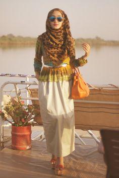 Khartoum #Hijab #DianPelangi