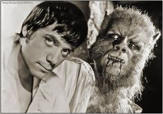 Oliver Reed. The Curse of the Werewolf (1961)