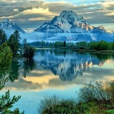 Parque Nacional Grand Teton, Wyoming, EU de Places ...