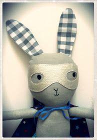 Super Bunny #DIYidea