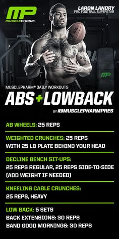 Abs + Low Back