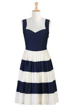 Sundresses For Women , Unique Clothing Womens designer dresses - Day dresses, casual dresses, maxi dresses, caftans -   eShakti.com