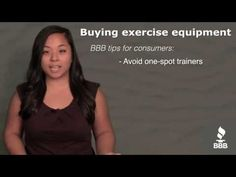 Don't strain your finances — BBB offers trips for buying exercise equipment