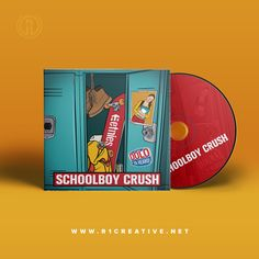 #TBT to our cover design for DJ Dolo's School Boy Crush mixtape.