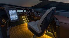 Aston Martin AM-37 Interior!