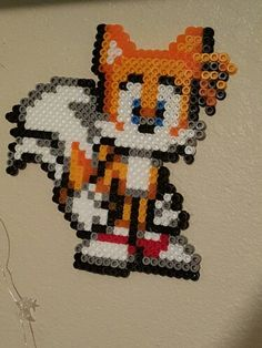 Tails! From Sonic the Hedgehog