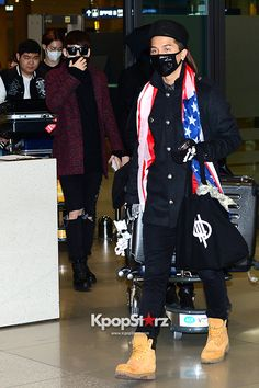 YG WINNER's Mino at Incheon Airport Back from Nagoya - Dec 16, 2013