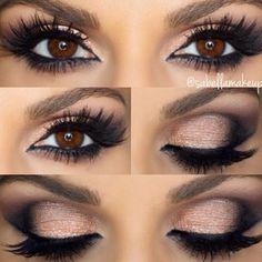 Makeup and Beauty @sabellamakeup Eotd!@anastasia...Instagram photo | Websta (Webstagram)
