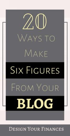 BLOGGING FOR INCOME || Use your same blog traffic to earn 20 different ways. Blogging has become much easier AND SO IS MAKING MONEY. The post showcases the different ways you can build your blog into a profitable brand. || #blogging #bloggingforbeginners #blogging101 #bloggingformoney #sidehustle #passiveincome