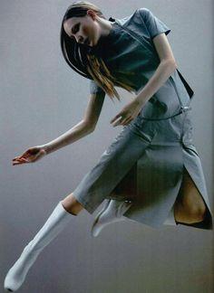 cool blue | Fashion + Photography | Prada | Photo: Thiemo Sander |