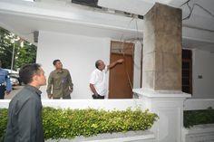 Kepala Bakamla RI Sidak Sarana dan Prasarana di Jajarannya